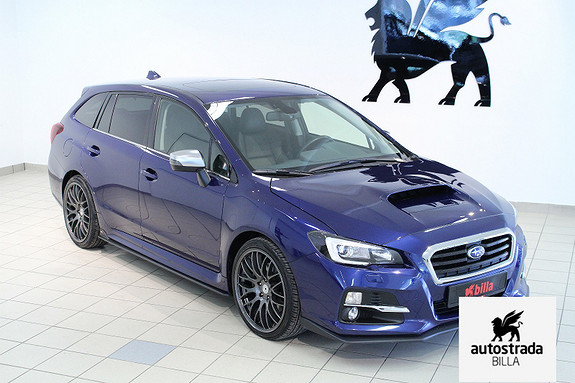 Subaru Levorg 170hk Aut. AWD STI-styling H.feste