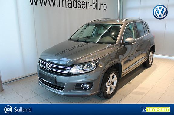 Volkswagen Tiguan 2,0 TDI 140hk 4M BMT Exclusive R DSG