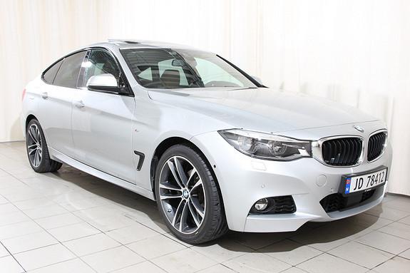 BMW 3-serie 320d xDrive GT 190hk aut Utstyrsbombe - ACC - 4x4