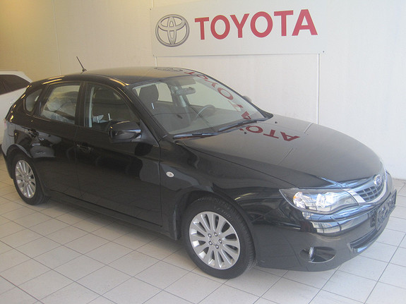 Subaru Impreza 2,0 R AWD - 150 HK  2009, 134319 km, kr 139000,-
