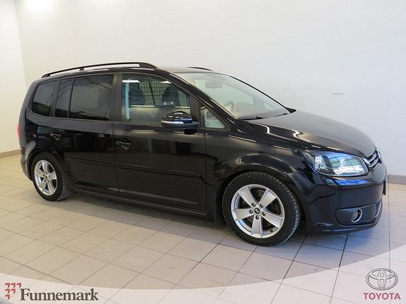 Volkswagen Touran 2,0 TDI 140 Comfortline vare  2012, 101000 km, kr 129000,-