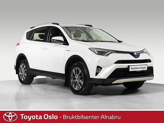 Toyota RAV4 Hybrid 2WD Active S Automat, DAB+,  2017, 23108 km, kr 389900,-