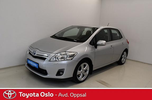 Toyota Auris 1,8 Hybrid Executive HSD Automat  2010, 89635 km, kr 136900,-