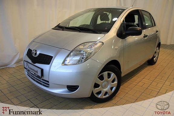 Toyota Yaris 1,0  2008, 56472 km, kr 69000,-