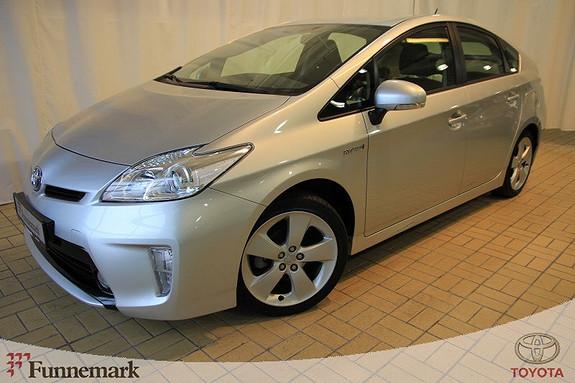 Toyota Prius 1,8 VVT-i Hybrid Executive  2014, 58354 km, kr 209000,-
