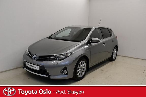Toyota Auris 1,8 Hybrid E-CVT Active+  2014, 75100 km, kr 189900,-
