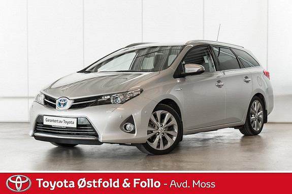 Toyota Auris Touring Sports 1,8 Hybrid Executive / TOPPUTGAVE / MYE  2014, 54000 km, kr 228000,-