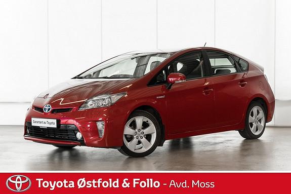 Toyota Prius 1,8 VVT-i Hybrid Executive / MEGET PEN / SKINN M.M  2015, 30900 km, kr 258000,-