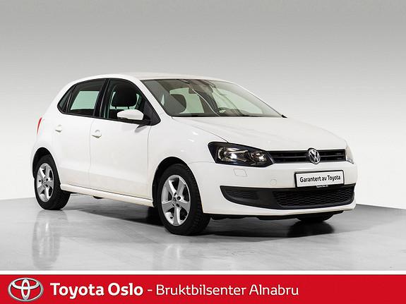 Volkswagen Polo 1,2 60hk Trendline LAV KM!  2011, 58984 km, kr 89900,-
