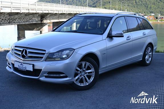 Mercedes-Benz C-Klasse C180 CDI Avantgarde  2011, 136500 km, kr 189000,-