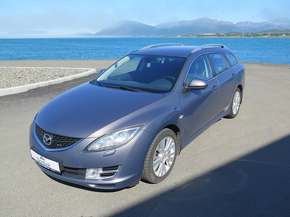 Mazda 6 2,2 D 125 hk Advance  2009, 127530 km, kr 119000,-