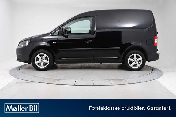 Volkswagen Caddy 1.6 102 TDI DSG  2014, 46160 km, kr 169000,-