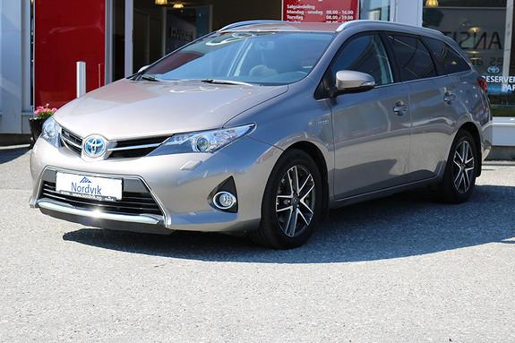 Toyota Auris Touring Sports 1,8 Hybrid Active+  2014, 36400 km, kr 219000,-