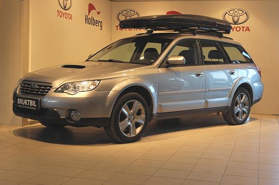 Subaru Outback 2.0D PREMIUM Hengerfeste, Xenon, DEFA, Cruise ++  2009, 96590 km, kr 159000,-