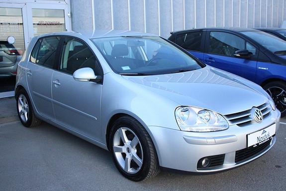 Volkswagen Golf 1,9 TDI 105hk Sportline  2006, 113900 km, kr 85000,-