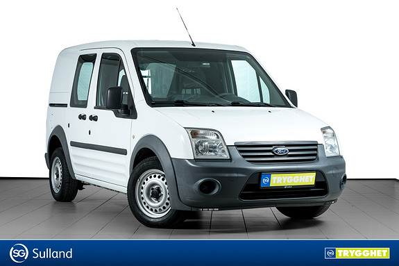 Ford Transit Connect Connect T220 Base 1,8 TDCi 75hk WEBASTO-BLUETOOTH-AC