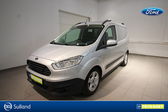 Ford Transit Courier 1,6 TDCi 95hk Trend