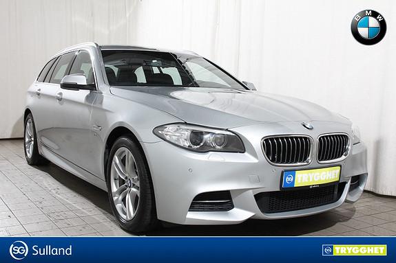 BMW 5-serie 520daT X 190hk MSport-Komf.seter-Navi-Comf.acc-s.close