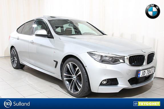 BMW 3-serie 320d xDrive GT 190hk aut ALT! Active Cruise, Webasto