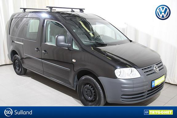 Volkswagen Caddy 1,9 TDI 105hk 4Motion Hengerfeste/Navigasjon++