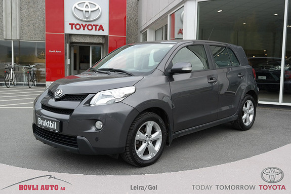 Toyota Urban Cruiser 1,4 D-4D Dynamic AWD  2009, 125468 km, kr 129900,-