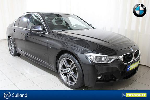 BMW 3-serie 316d aut M.Sport - Automat - t.h.feste. DAB+
