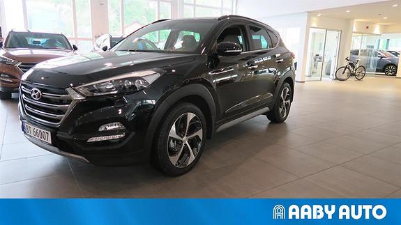 Hyundai Tucson 1.7 CRDi 2WD DCT  Panorama  2017, 2500 km, kr 400000,-