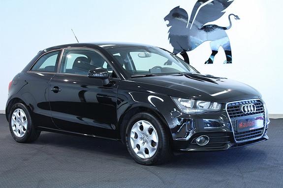 Audi A1 1.4TFSI 122hk  2012, 91800 km, kr 119000,-