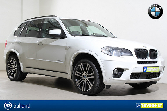 BMW X5 xDrive30d M-Sport Edition/Adaptive/ActiveCruise