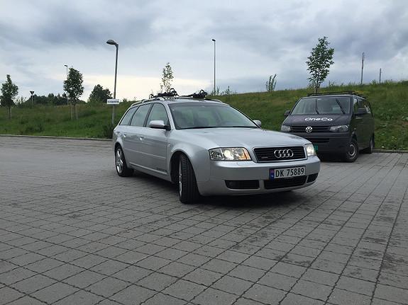 Audi A6 1,8 5VT Quattro 2004, 245000 km, kr 49000,-