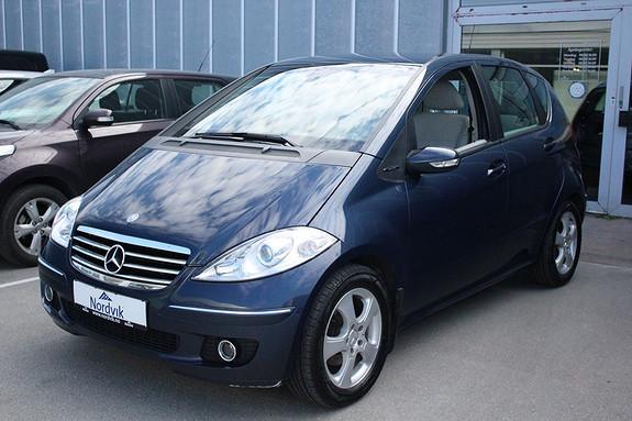 Mercedes-Benz A-Klasse A150 DELSKINN, AUTOMAT, LAV KM ++  2006, 95185 km, kr 79000,-