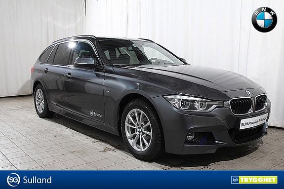 BMW 3-serie 316d Touring aut MSport-LED-Krok-NAVI-DAB-PDC-Norsk-Pen