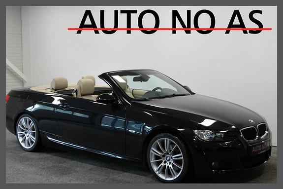 BMW 3-serie 320I Cab, Skinn, Navi, M Sport  2008, 87200 km, kr 209000,-