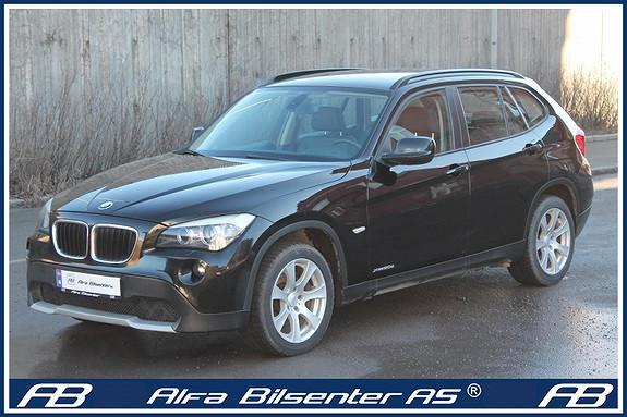 BMW X1 20d xDrive Sports Auto Skinn Xenon Norsk Historikk Pen!  2011, 101000 km, kr 228000,-