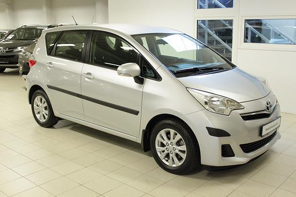 Toyota Verso-S 1,33 Dynamic S&S Multidrive S  2011, 104164 km, kr 134000,-