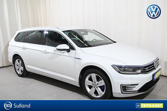 Volkswagen Passat 1,4 TSI 218hk DSG Hengerfeste/DAB+/Keyless+++