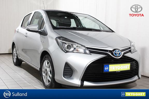 Toyota Yaris 1,5 Hybrid Active S e-CVT Ryggekamera-DAB+-Klima-TSS