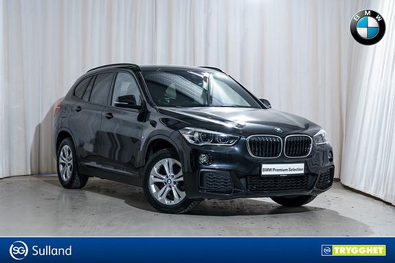 BMW X1 xDrive18d 136hk aut M-Sport DAB+ Navi HF LED HIFI