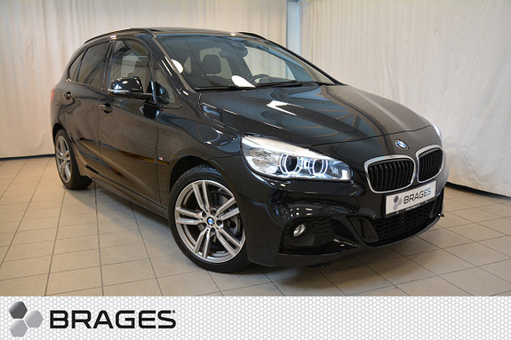 BMW 2-serie 218i Active Tourer aut, NORSK MSPORT PANO HIFI LED +++  2015, 14 900 km, kr 309 000,-