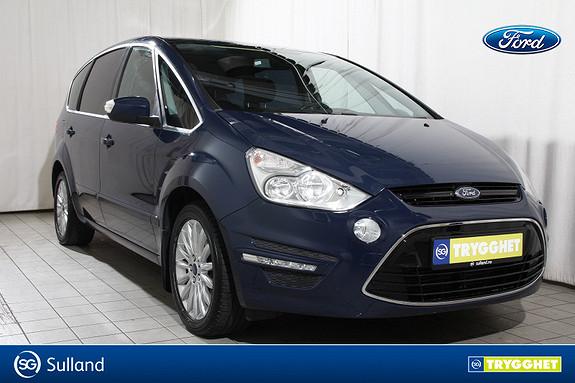 Ford S-MAX 2,0 TDCi 140hk Titanium Aut. 1800 KG Slepevekt /Webasto