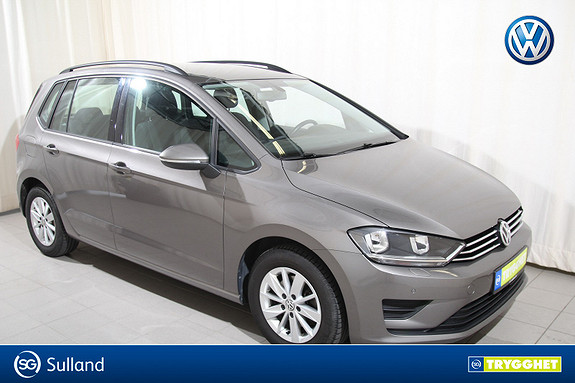 Volkswagen Golf Sportsvan Comfortline 1,2 TSI 110hk DSG Hengerfeste/DAB/bluetooth