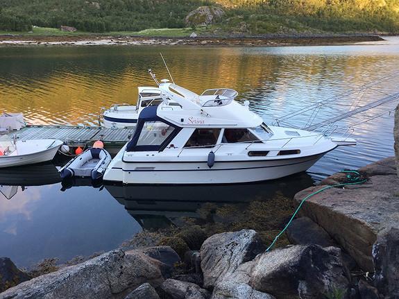Ferieklar båt