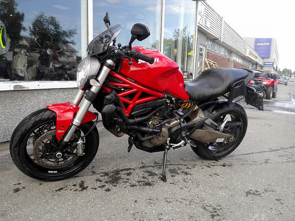 Ducati Monster 2015, 18 853 km, kr 139 000,-