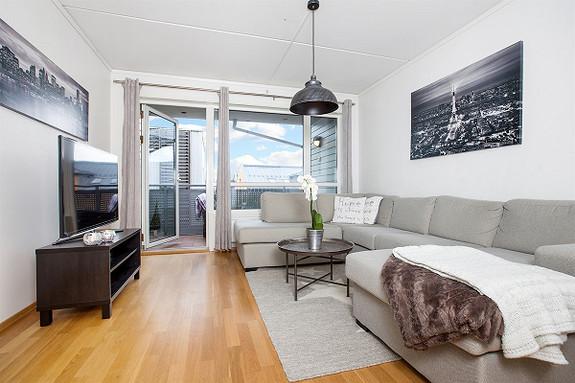 3-roms leilighet - Drammen - 3 490 000,- Nordvik & Partners