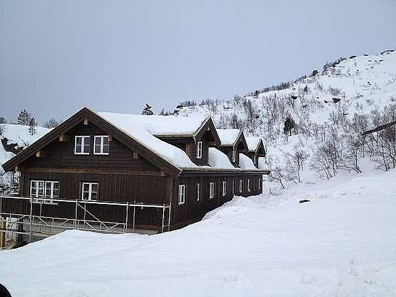 Knaben / Reinshommen – Stor fjell leilighet med innebygd garasje t.s. via Simon Sande