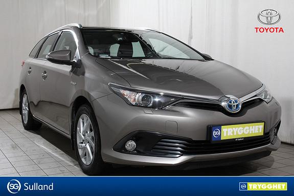 Toyota Auris Touring Sports 1,8 Hybrid Active S TSS-Navi-Klima-DAB+