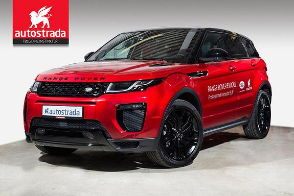 Land Rover Range Rover Evoque HSE Dynamic Black Pack - Fullutstyrt!