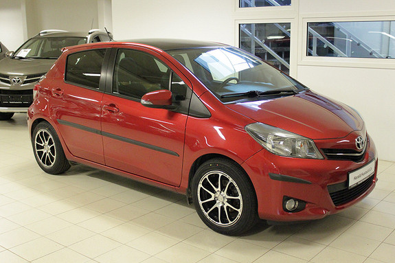 Toyota Yaris 1,33 Style  2012, 71833 km, kr 134000,-