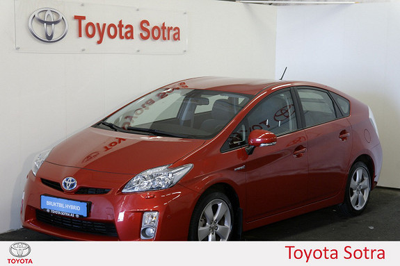 Toyota Prius 1,8 VVT-i Hybrid Executive  2011, 67100 km, kr 159000,-