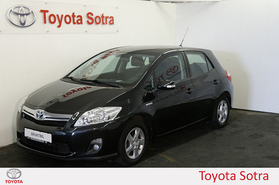 Toyota Auris Hybrid  2011, 95000 km, kr 129000,-
